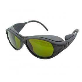 Gafas De Protección Láser 190nm-450nm y 800nm-2000nm